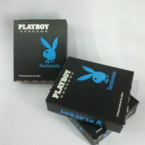 Condones PLAYBOY Texturado
