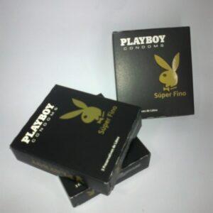 Preservativos PLAYBOY Super Finos