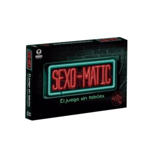 Sexo Matic – Un juego sin Tabues