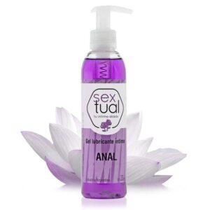 Lubricante ANAL aroma a ROSAS Sextual 200 ml