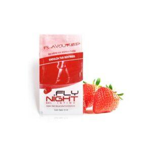 Flavoured Sachet Fly Night sabor Frutilla