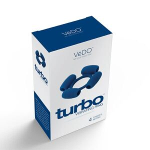 Turbo Vibrating Ring Azul