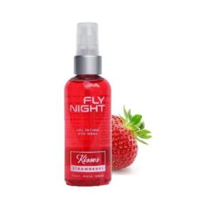 Kisses Frutilla 100ml Fly Night