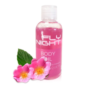 Body Oil Rosa Mosqueta 100cc Fly Night