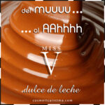 Miss V Dulce de Leche