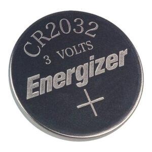 Pilas Energizer CR2032