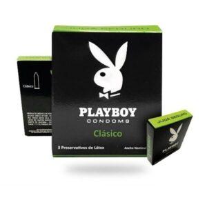 Condones PLAYBOY Clasico