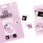 Les Amants – juego de cartas+dados Sexitive