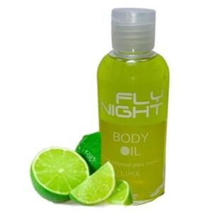 Body Oil Lima 100cc Fly Night