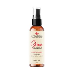Afrodisia Goce 75ml Caliente – gel siliconado Sexitive