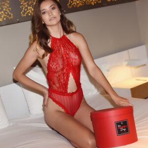 Body Dream Angel Rojo Sexitive