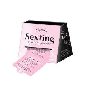 Sexting: El Sexo no Conoce Barreras – Game Sexitive