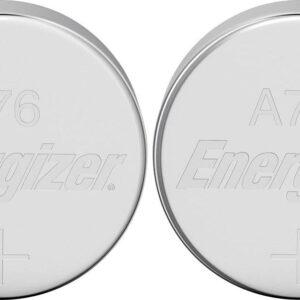 Pila Boton LR44 / A76 / AG13 – Energizer